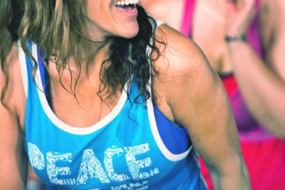 Social benefits of Zumba