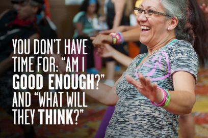 Zumba is for everyone